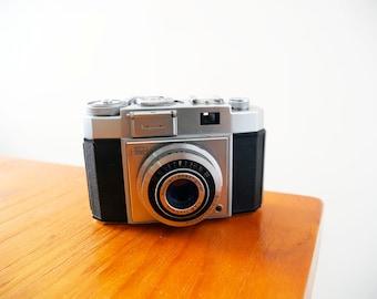 Zeiss Ikon Contina Camera 45mm F2.8 Lens