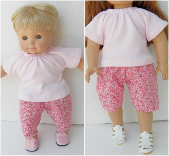 18 inch doll clothes 18 or 15 Bitty Baby Girl