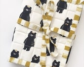 Cotton + Steel Bears - Binding Case - Made to Order