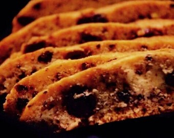 Specialty Biscotti, one dozen
