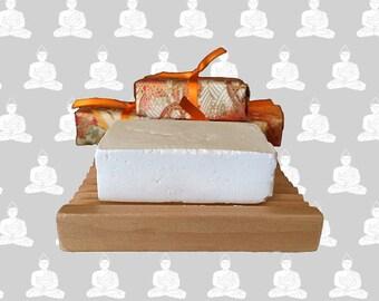 Orange & Ginger Organic Soap