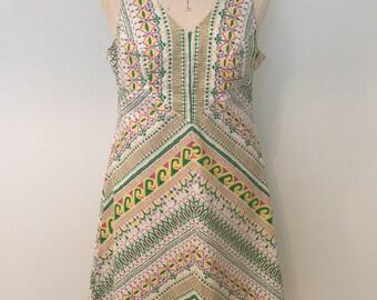 1970s Housewife Sun Dress