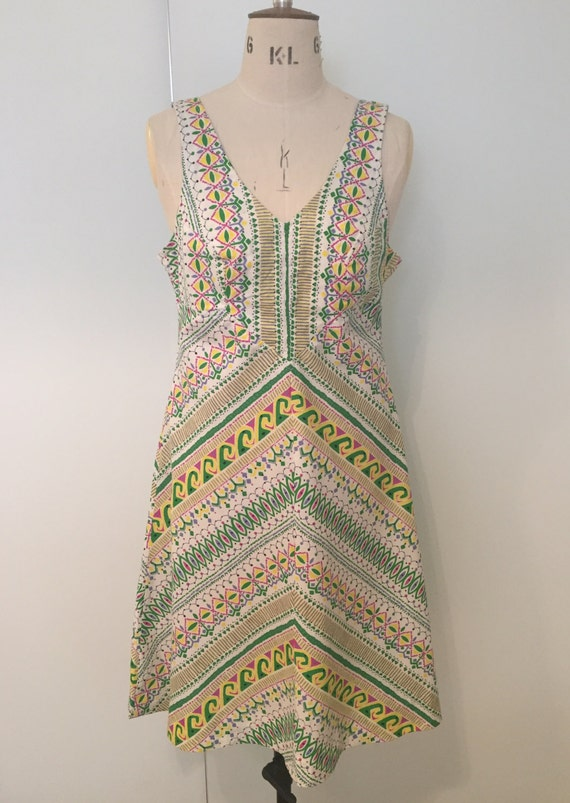 1970s Housewife Sun Dress