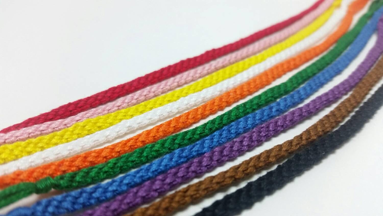 solid color friendship bracelets string friendship best