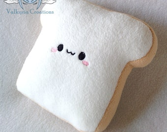 Small Toast Toastie plush