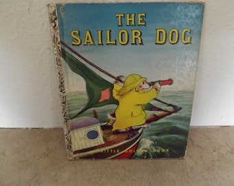 Little Golden Book The Sailor Dog