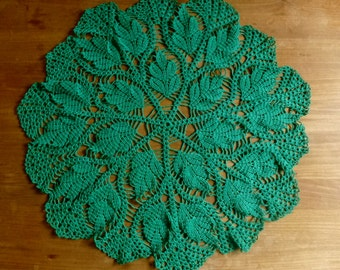 Crochet Tablecloth, doily