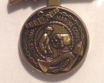 usmc good conduct mini medal