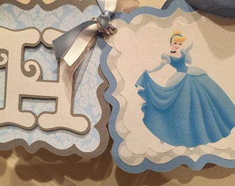 Cinderella NAME ONLY Banner