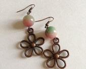 Set of 2 pairs of earrings - Custom Order