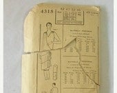 50% Off Sale 1920s Flapper Dress Pictorial Review Pattern - Unused - Factory Folded - Instructions w/ Pictures