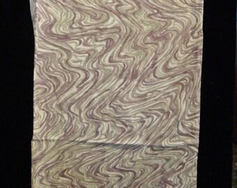 SF1556 Green and Brown Swirls