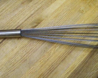 Wire Whisk / Stainless Steel Whisk - Large Kitchen Utensil