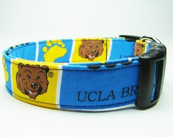 UCLA Bruins Dog Collar
