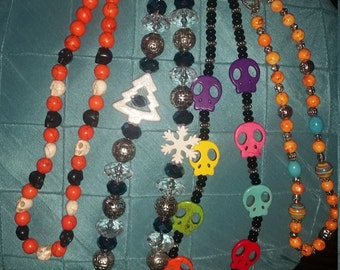 Hand Made Statement Necklaces....make it a statement!