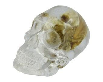 Home accessories, deco, Decoration, Objekts, Miniature, Gothic, Goth, Skull, Resin