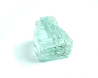 PARAIBA tourmaline Facet rough crystal - 1.77 carats and very clean gemstone