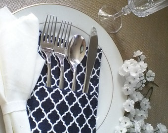 Flatware Setting Dinnerware Holder Silverware Holder Cutlery Pocket