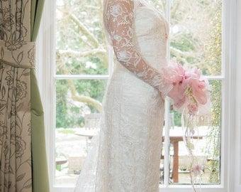 Wedding Dresses - Vintage – Etsy UK