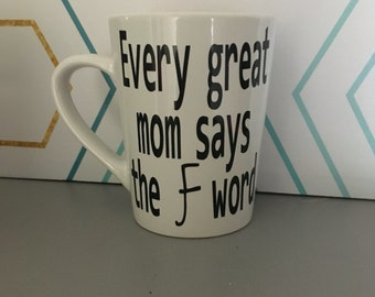 Great mom mug