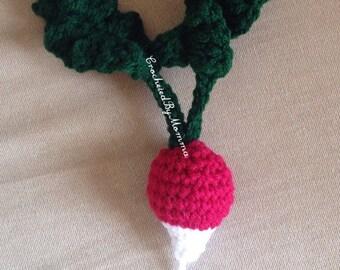Crochet Radish