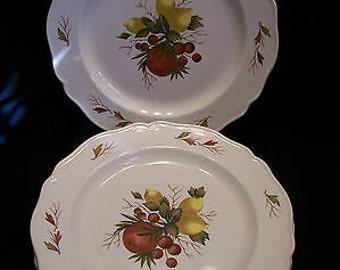 Wedgewood Drury Lane Dinner Plates set of 8