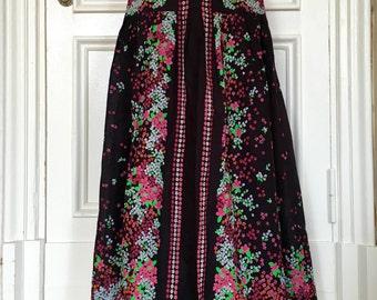 Gitan hippy long skirt