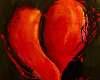 Red Heart Modern