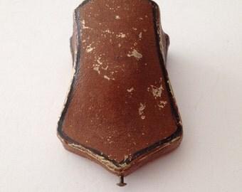 Antique Earring Jewelry Box Circa 1900