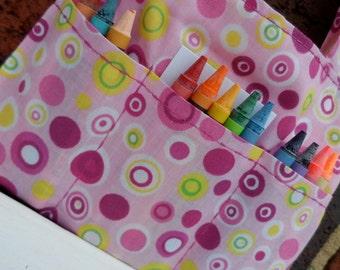 Girls Crayon Bag