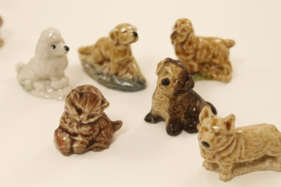 Red Rose Tea Animals Red Rose Tea Figurines By
