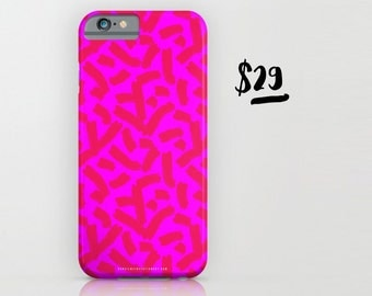 Hot Pink CheeseDoodles Phone Case