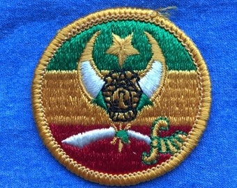 Shriners Patch