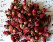 Rose Buds Organic Dried