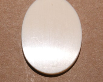 Ivory Disc for Painting