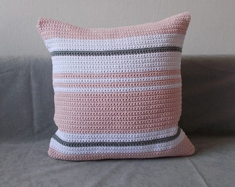 Crochet Pillowcase