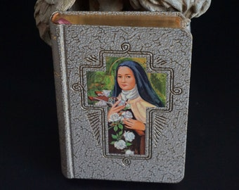 Vintage, The live of Saint from the Library of Catholic Devotions