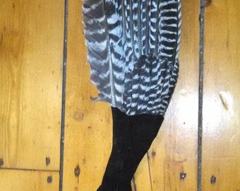 Turkey Feather Fan