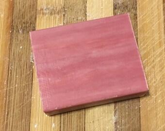 Poppy's Pomegranite Soap