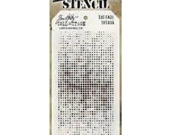 Tim Holtz Stencil DOT FADE THS006 c005