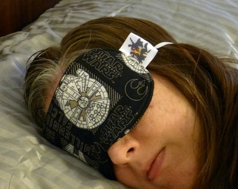 Star Wars Sleep Mask, Millenium Falcon