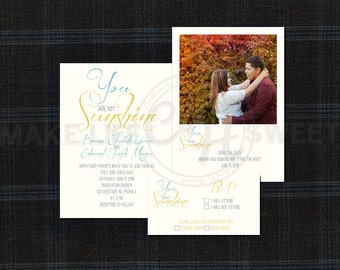You Are My Sunshine Wedding Suite