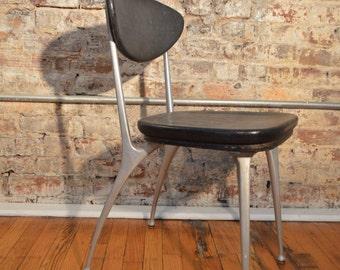 Vintage Mid Century Modern Shelby Williams Gazelle Chair