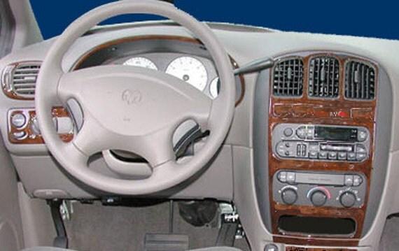 Dodge Caravan 2001 2002 2003 2004 2005 2006 2007 Basic
