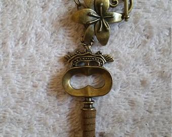 Crowned Key