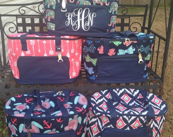 Monogrammed Insulated Cooler bags
