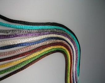 Titanium Mesh Necklaces