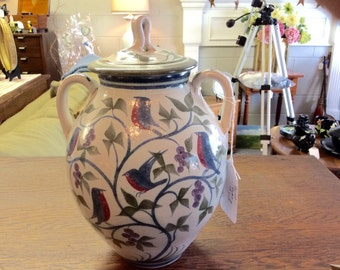 McGowan Pottery Ginger Jar with Lid