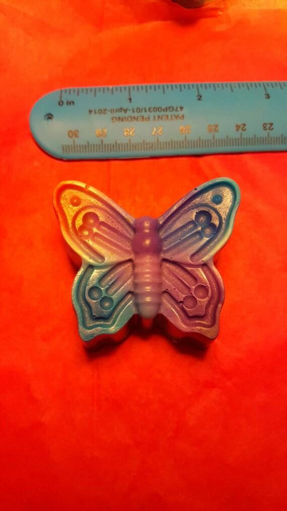Beautiful Butterfly Soap