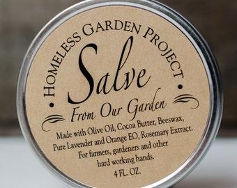 Gardener's Hand Salve